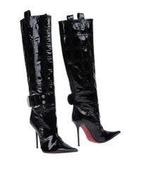 Gianmarco Lorenzi | Black Boots | Lyst