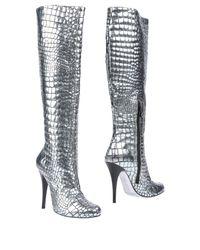 Gianmarco Lorenzi | Metallic Boots | Lyst