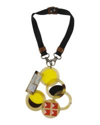 Marni - Yellow Necklace - Lyst