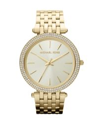 Michael Kors   Metallic Mk3191 Darci Gold Ladies Bracelet Watch   Lyst