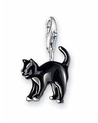 Thomas Sabo | Charm Club Black Cat | Lyst