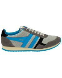 Gola - Blue Spirit Jersey Classic Trainer Shoes - Lyst