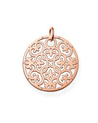 Thomas Sabo | Pink Special Addition Large Arabesque Disc | Lyst