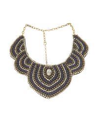 Mary Portas | Multicolor Circular Detail Necklace | Lyst