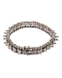 Philippe Audibert - Metallic Amelia Aby Bracelet - Lyst