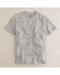 J.Crew | Gray Field Knit T-shirt for Men | Lyst