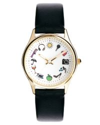 PS by Paul Smith | Black Asos Time Tells Watch | Lyst