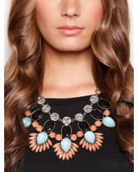 BaubleBar - Black Onyx Phoenix Necklace Ships By 719 - Lyst