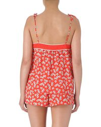 Juicy Couture - Red Siren Valentines Heart Camisole - Lyst