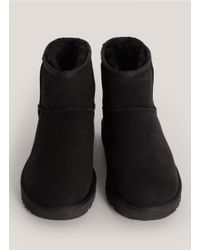 UGG - Black Classic Mini Boots - Lyst
