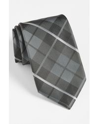 Calvin Klein | Black Melange Daisy Tie for Men | Lyst