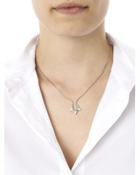 Fernando Jorge - Metallic Diamond Opal Gold Electric Necklace - Lyst