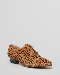 Rebecca Minkoff - Multicolor Pointed Toe Oxford Pumps Macey - Lyst