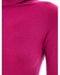 Sportmax - Pink Sapri Sweater - Lyst
