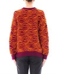 Sportmax - Orange Armida Sweater - Lyst