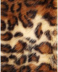 ASOS - Multicolor Faux Fur Snood - Lyst