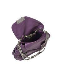 Gianvito Rossi - Purple Acrossbody Bag - Lyst