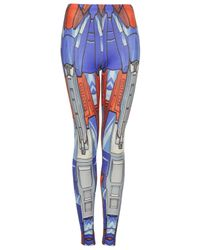 TOPSHOP - Multicolor Transformer Leggings By Sugar Daddy - Lyst