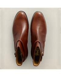 RRL - Brown Jodhpur Boot for Men - Lyst