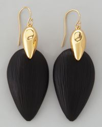 Alexis Bittar - Metallic Neo Boho Lucite Marquise Earrings  - Lyst