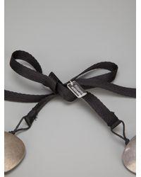 Antonella Filippini | Black Beaded Necklace | Lyst