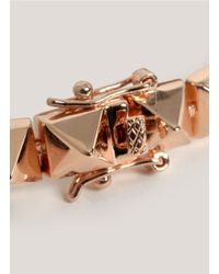 Eddie Borgo | Metallic Studded Bracelet | Lyst
