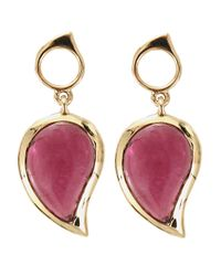 Tamara Comolli | Pink Small Drop Earrings | Lyst