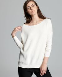 Theory - White Sweater Libblyn - Lyst