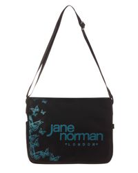 Jane Norman - Black Butterfly Messenger - Lyst