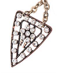 Lulu Frost | Metallic Galaxy Earrings | Lyst