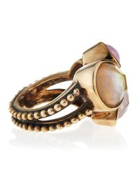 Stephen Dweck | Brown Multistone Noubeau Band Ring 8 | Lyst