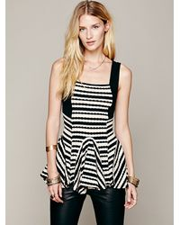 f660aa58ee549 Free People. Women s Sedwick Peplum Top