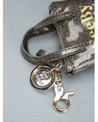 See By Chloé - Gray Small Bag Keyring - Lyst