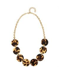 Hobbs | Multicolor Eliza Necklace | Lyst
