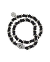 Mulberry - Metallic Bayswater Chain Bracelet - Lyst