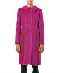 Sportmax | Purple Lecito Coat | Lyst