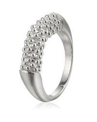 Links of London | Metallic Effervescence Star Ring | Lyst