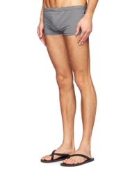 Danward | Multicolor Striped Swimming Trunks for Men | Lyst