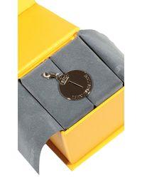 Fendi | Metallic Bijoux Charming Letter I | Lyst