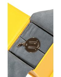 Fendi | Metallic Charming Letter N | Lyst