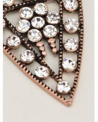 Lulu Frost - Metallic Galaxy Earrings - Lyst