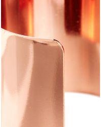 ASOS - Pink Asos Multipack Cuff Bracelets Ring - Lyst