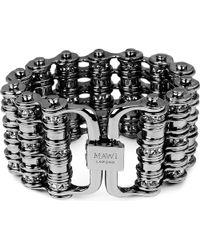 Mawi - Metallic Mawi Bike Chain Bracelet - Lyst