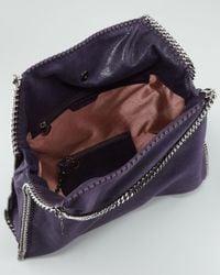 Stella McCartney | Purple Falabella Big Tote Bag Berry | Lyst