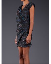 IRO - Multicolor Fitted Dress - Lyst