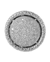 John Hardy | Metallic Naga Pave Diamond Ring | Lyst
