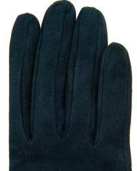 Max Mara | Black Ovatte Gloves | Lyst