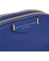 Marc By Marc Jacobs - Blue Lola Crossbody Bag - Lyst