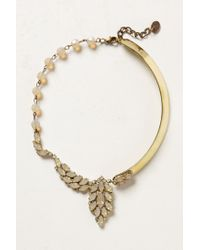 Anthropologie | Metallic Equinox Necklace | Lyst