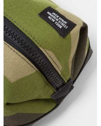 Jack Spade - Green Swedish M90 Cordura Dipped Travel Kit for Men - Lyst